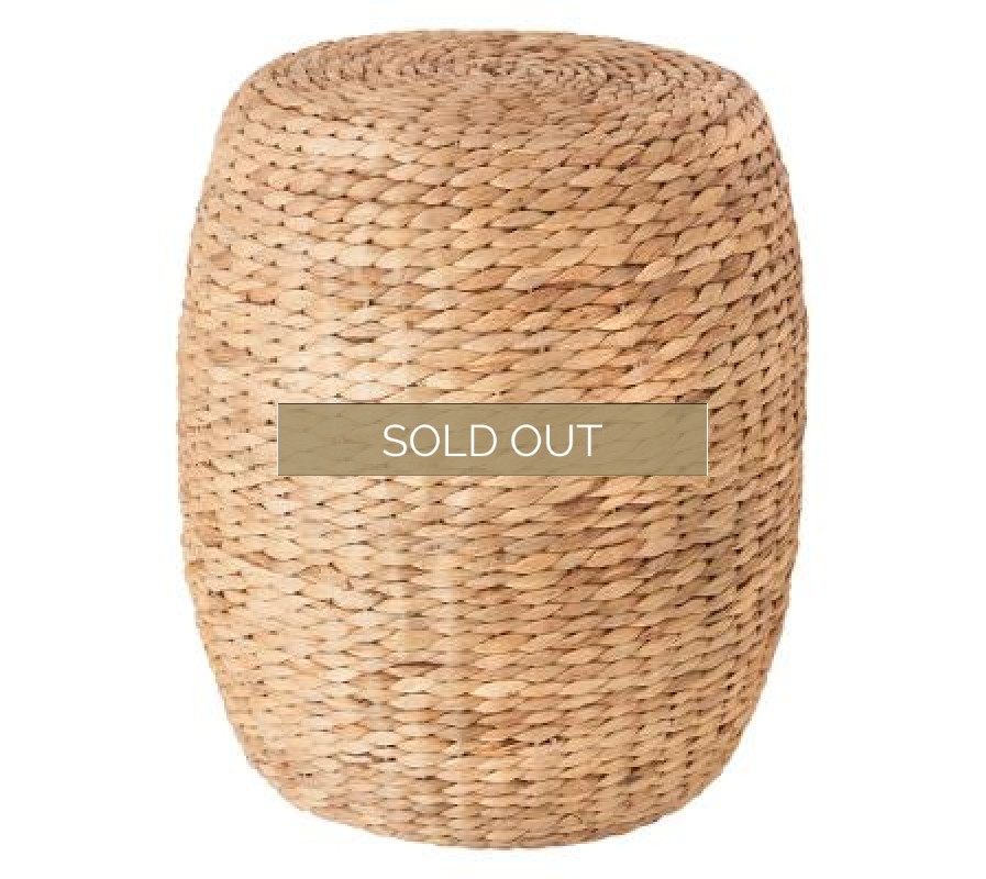 Seagrass Natural wicker side table