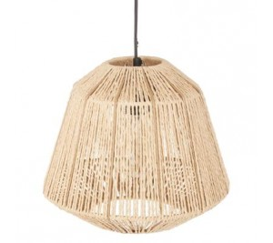 Jily Rope pendant modern light shade fitting Scandinavian inspired