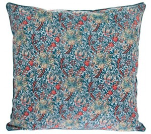 William Morris Golden Lily cushion